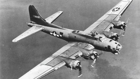 Strategic Bombing Over Germany