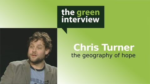 Preview image of The Politics of Hope: Chris Turner