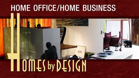 Home Office/Home Business (Homes By Design Series)