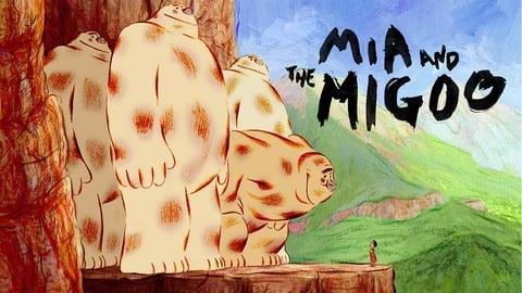 Mia and the Migoo cover image