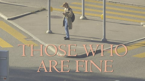 Those Who Are Fine cover image