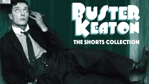 Buster Keaton Short Film Collection cover image