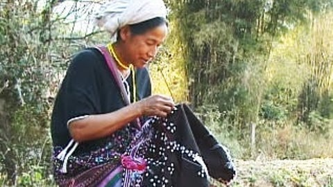 Hilltribe Embroideries