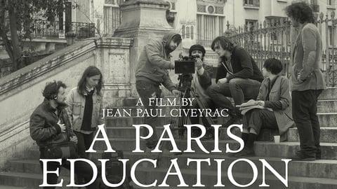 A Paris Education cover image