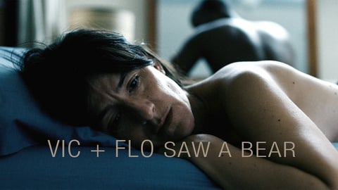 Vic + Flo Saw a Bear cover image