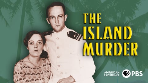 The Island Murder cover image