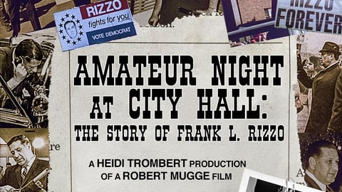Amateur Night At City Hall - Mayor Frank L. Rizzo