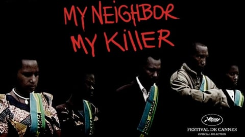 My neighbor my killer cover image
