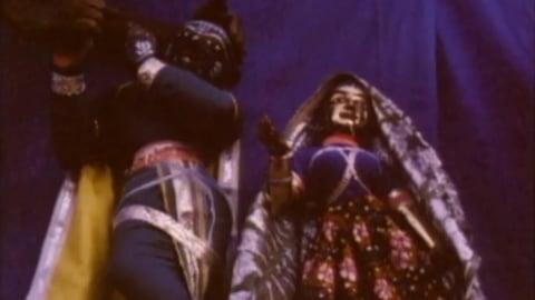 Loving Krishna