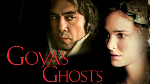 Goya's ghosts cover image