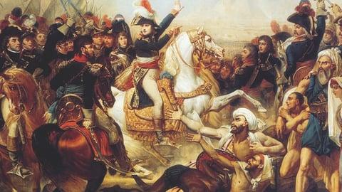 Napoleon Invades Egypt