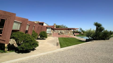 Preview image of Frank Lloyd Wright's Taliesin West