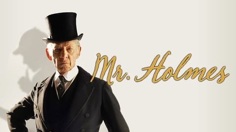 Mr. Holmes cover image
