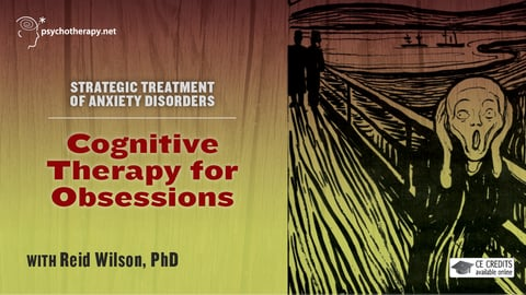 Preview image of Strategic Treatment of Anxiety Disorders Series