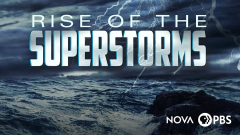 Rise of the Superstorms cover image