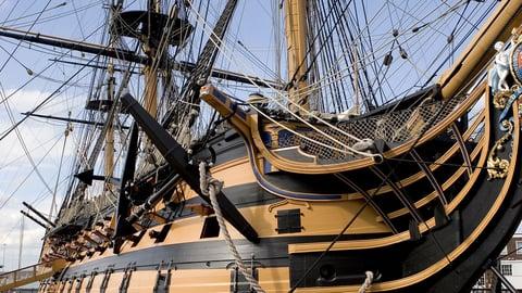 Preview image of 1805 Trafalgar-Nelson Thwarts Napoleon