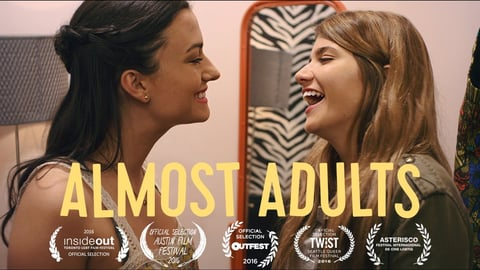 Almost adults cover image