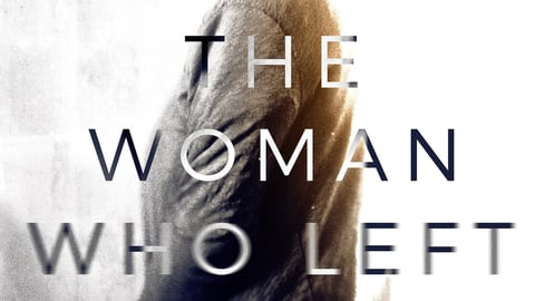 The Woman Who Left cover image