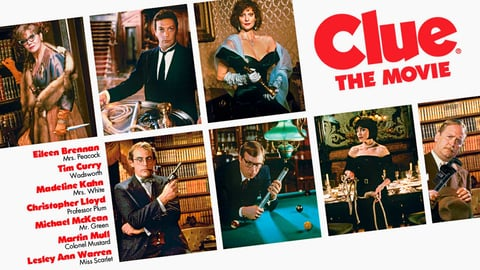 Clue cover image