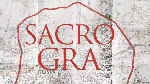 Sacro GRA cover image