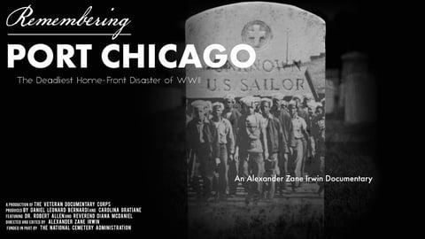 Remembering Port Chicago