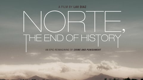 Norte, The End of History cover image