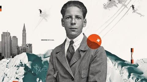 The visual language of Herbert Matter cover image