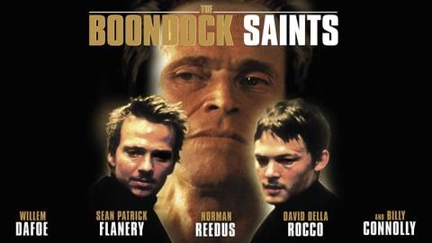 Boondock saints cover image