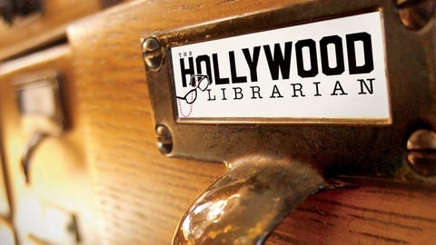 The Hollywood Librarian - A Look at Librarians Through Film
