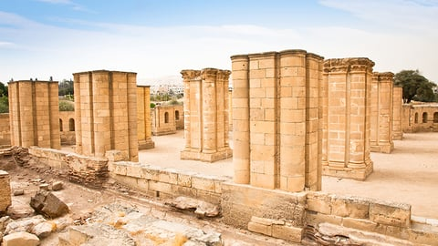 A Tale of Two Ancient Cities