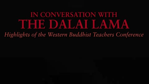 Dalai Lama - In Conversation With The Dalai Lama