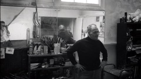 Preview image of Frank Auerbach