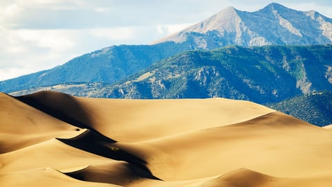 Great Dune Fields of North America
