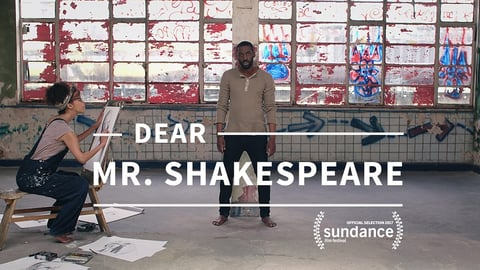Dear Mr. Shakespeare
