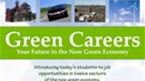 Preview image of Green Careers Series