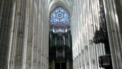 Late Gothic Churches in France
