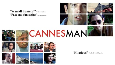 Cannes Man cover image