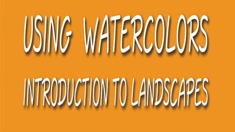 Preview image of Simply Painting: Using Watercolors Introduction to Landscapes