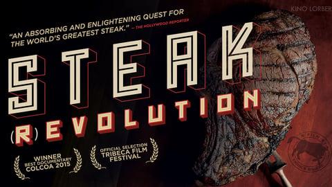 Steak (R)evolution cover image