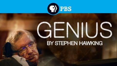 Genius by Stephen Hawking cover image