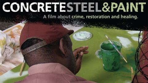 Concrete Steel & Paint