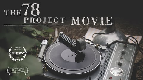 The 78 Project Movie cover image