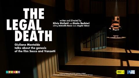 The Legal Death