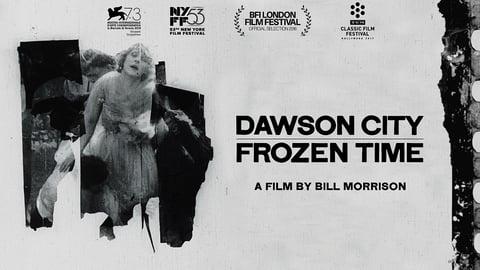 Dawson City.� _bFrozen Time