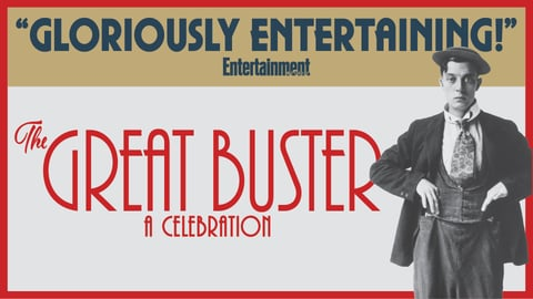 The Great Buster: A Celebration cover image