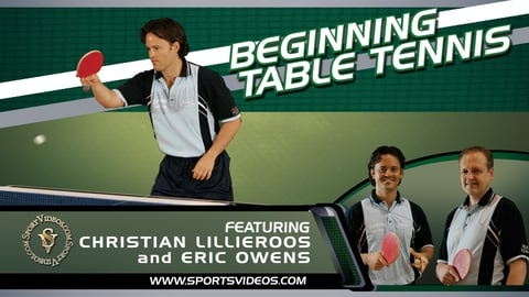Preview image of Beginning Table Tennis