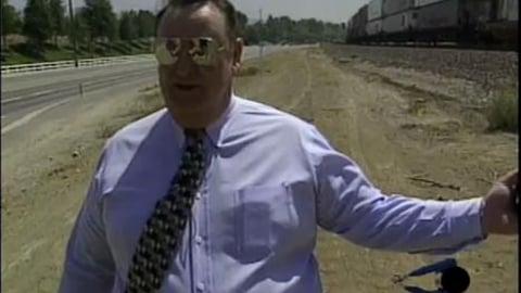 Officer Killed / Rail Safety