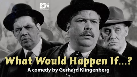 What Would Happen If...?