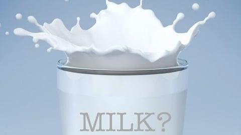 Milk?