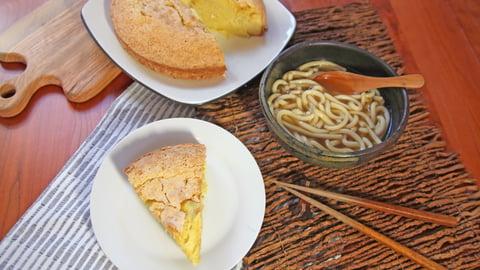 Portugal and Japan: Cakes and Katsuobushi